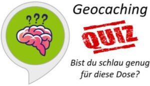 """""""Geocaching Quiz-Multi"""" – ist online!"""