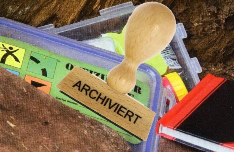 Aktiv – oder schon archiviert?